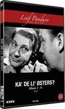 ka' de li' østers / kan de lide østers - DVD