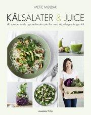 kålsalater & juice - bog