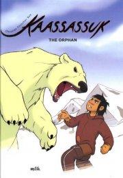 kaassassuk - the orphan - Tegneserie