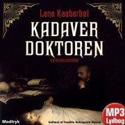 kadaverdoktoren - mp3 - CD Lydbog