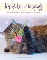 kækt kattelegetøj - bog