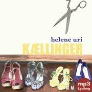 kællinger mp3-udgave - CD Lydbog