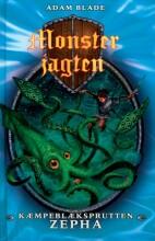 monsterjageten 7 - kæmpeblæksprutten zepha - bog