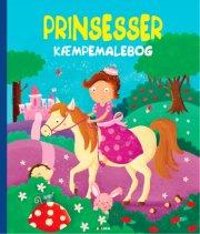 kæmpe malebog - prinsesser - Kreativitet