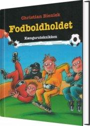 fodboldholdet 4 - kænguruteknikken - bog