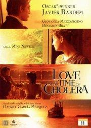 kærlighed i koleraens tid / love in the time of cholera - DVD