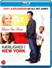 kærlighed i new york - Blu-Ray