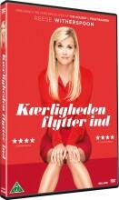 kærligheden flytter ind / home again - DVD