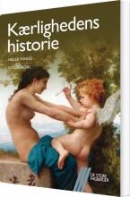 kærlighedens historie - bog