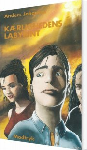 kærlighedens labyrint - bog
