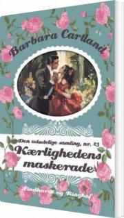 kærlighedens maskerade - bog