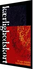kærlighedskort - bog