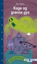 kage og grønne gys - bog