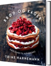 brød og kager - bog