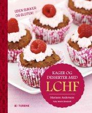 kager og desserter med lchf - bog