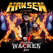 hansen & friends - thank you wacken  - Blu-Ray + CD