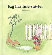 kaj har fine støvler - bog