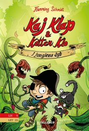 kaj klap & katten klo #3: i junglens dyb - bog