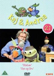 kaj og andrea 21 - DVD
