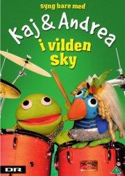 kaj og andrea - i vilden sky - syng bare med - DVD
