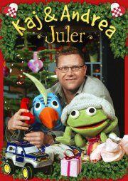 kaj og andrea juler - DVD