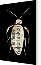 kakerlakkerne - bog