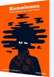 kamæleonen: romanbiografi om joseph fouché - bog