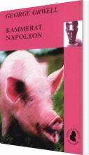 kammerat napoleon - bog