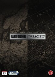 band of brothers - kammerater i krig // the pacific - hbo - DVD