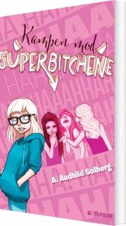 kampen mod superbitchene - bog
