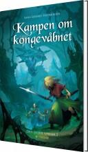 kampen om kongevåbnet - bog