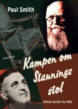 kampen om staunings stol - bog