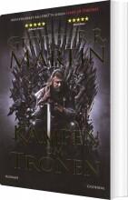 kampen om tronen - bog
