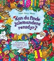 kan du finde julemandens rensdyr - bog