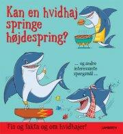 kan en hvidhaj springe højdespring? - bog