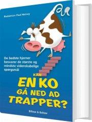 kan en ko gå ned ad trapper? - bog