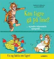 kan tigre gå på line? - bog