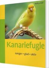 kanariefugle - bog
