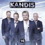 kandis - 16 - cd