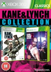 kane & lynch 1 & 2 doublepack - xbox 360