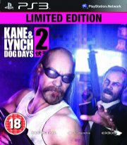 kane & lynch 2 dog days limited edition - PS3