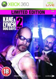 kane & lynch 2 dog days limited edition - xbox 360