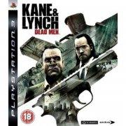 kane & lynch: dead men - PS3