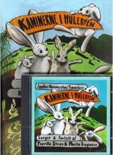 kaninerne i hulebyen, bog+cd - bog