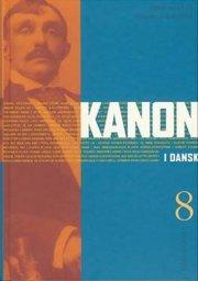 kanon i dansk 8 - bog