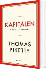 kapitalen i det 21. århundrede - bog
