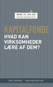 kapitalfonde - bog
