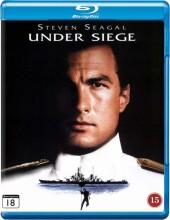 kapring på åbent hav / under siege - Blu-Ray