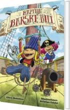 kaptajn barske bill 1 - bog