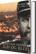 kaptajn dinesen - bog